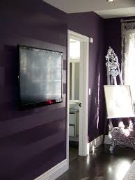 Deep Purple Bedrooms Matte High Gloss Deep Purple Walls This Would Look Awesome In