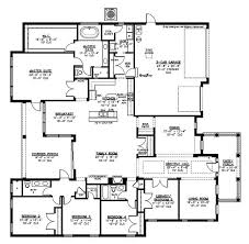 large ranch floor plans large ranch home plans fresh 503 best house plans images on