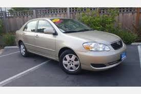 2005 toyota corolla tire pressure used 2005 toyota corolla for sale pricing features edmunds