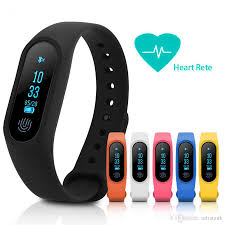 heart health bracelet images M2 fitness tracker watch smart band heart rate monitor activity jpg