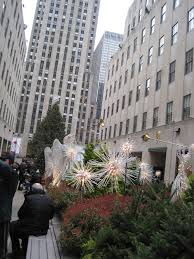 mainlining christmas rockefeller center tree