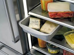 Glass Door Home Refrigerator by Sub Zero 648prog 48