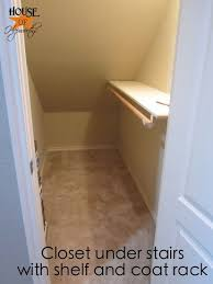 Under Stairs Shelves by 25 Best Closet Under Stairs Ideas On Pinterest Under Stairs