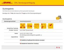 Wann Kommt Dhl Paket by Dhl Sendungsverfolgung U0026 Paketverfolgung Paket Net