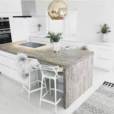 Wooden Interior Wooden Interior Interiormilk Minimal White Design Kitchen