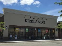 home decor retailer kirkland u0027s opens at rockaway townsquare