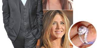 aniston wedding ring aniston wedding ring brad pitt