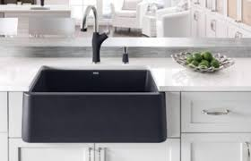 Kitchen Sinks For 30 Inch Base Cabinet by What U0027s The Right Sink Size For Your Kitchen Abode