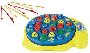 amazon com let u0027s go fishin u0027 johnny b and the freedom kids toys