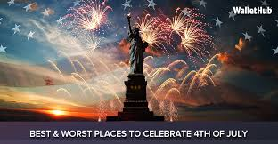 2017 s best worst places to celebrate 4th of july wallethub