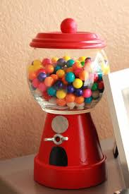 Halloween Candy Jar Ideas by Best 25 Gumball Machine Ideas On Pinterest Candy Dishes Candy