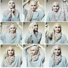 tutorial pashmina dian pelangi dian pelangi tutorial hijab collection islamic fashion