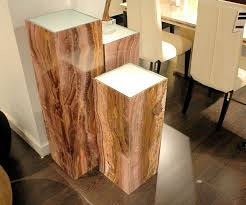 Contemporary Pedestals 1 Contemporary Furniture Product Page