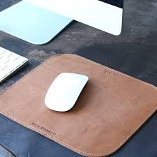gifts for an architect the architect leather mouse pad office