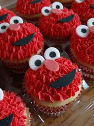 elmo cupcakes elmo cupcakes godson elmo cupcakes elmo and cake