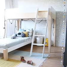 Best Nursery  Kids Rooms Images On Pinterest Children - Oeuf bunk bed