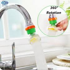 kitchen faucet water purifier tap water filter faucet water purifier rotatable plastic shell