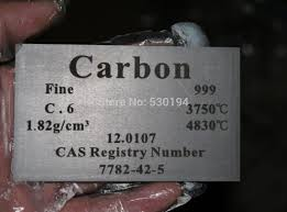 C Element Periodic Table Board Picture More Detailed Picture About 99 9 Carbon C Carved