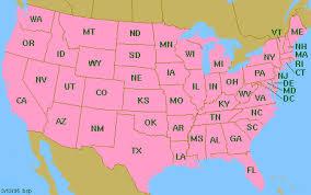 usa map kansas state html