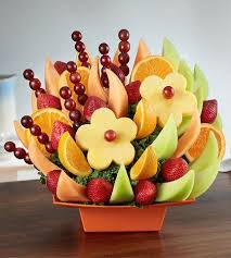 fruit arrangment fresh fruit arrangements send fruit florists