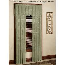 Sears Window Treatments Clearance by Hathaway Semi Sheer Window Treatment