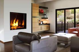 room modern family designs with corner gas fireplace wall heater