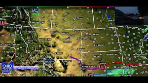 Weather Radar Map United States by Ohio Weather Radar Thunderstorm And Heat Update 7 19 17 Youtube