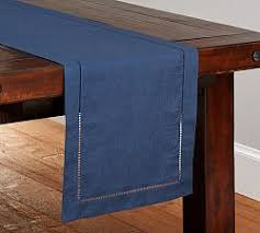 pottery barn table linens tablecloths table runners pottery barn