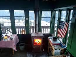 garnet mountain lookout cabin custer mt 1 hipcamper review and