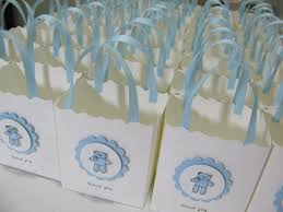 nice people stamp ta da baby shower favours done