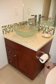 bathroom vessel sink ideas 7 small bathroom remodel ideas how to update small bath