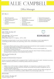 resume templates administrative manager pay scale resume resume templates for office