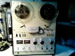 soyuz 110 s russian r2r tape recorder youtube