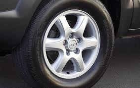 hyundai tucson 2006 tire size 2006 hyundai tucson tire size specs view manufacturer details