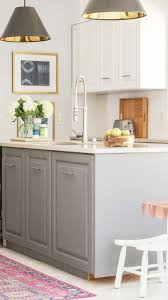 milk paint colors for kitchen cabinets a review of my milk paint cabinets 6 month follow up