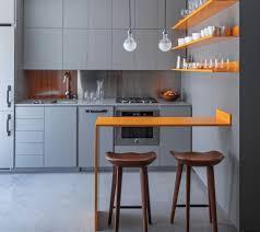 petit plan de travail cuisine cuisine avec îlot central ou bar 24 idées d aménagement