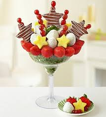 fruit bouquet houston a toast to the new year with this edible arrangement fruit