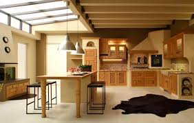 Modern Traditional Furniture by Modern Traditional Kitchen From Italian Country In Solid Oak