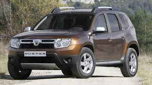 duster dacia dacia duster suv revealed