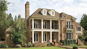 Southern Living House Plans Forest Glen Gary Ragsdale Inc Southern Living House Plans