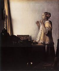 vermeer pearl necklace file johannes vermeer woman with a pearl necklace wga24659 jpg