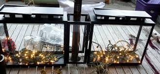 halloween lantern scene craft organic