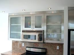 Replacement Kitchen Cabinet Doors With Glass Inserts Glass Inserts For Kitchen Cabinets Moutard Co