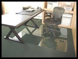 Computer Desk Floor Mats Custom Office Mats Custom Floor Mats