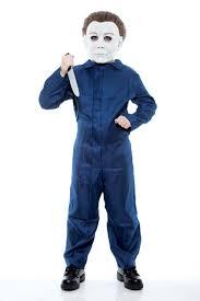 kids michael myers movie costume