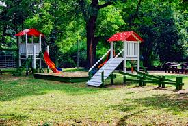jungle gym slides in different lenghts and sizes kids slides