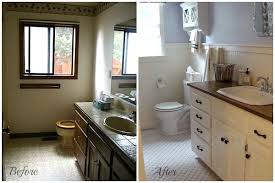 bathroom remodel ideas before and after do it yourself bathroom remodel luxury home design ideas