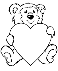 free printable teddy bear coloring pages free downloads coloring
