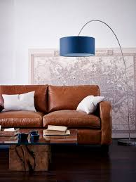 Distressed Leather Sofa by Best 25 Tan Leather Sofas Ideas On Pinterest Tan Leather