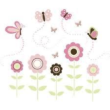 wallpops butterfly garden wall art kit walmart com